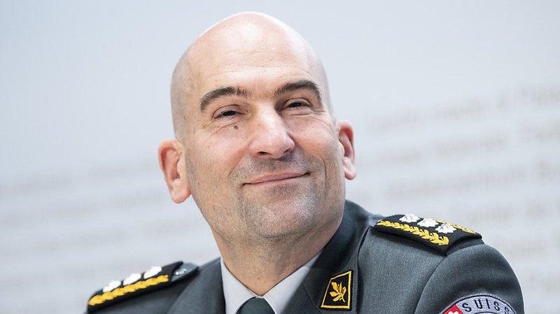 Le chef de l'armée, Thomas Süssli, veut faire passer la part de femmes dans ses rangs à 10% d'ici 2030.