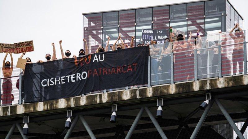 Grève des femmes: la grève féministe a réuni environ 3000 personnes sur Vaud