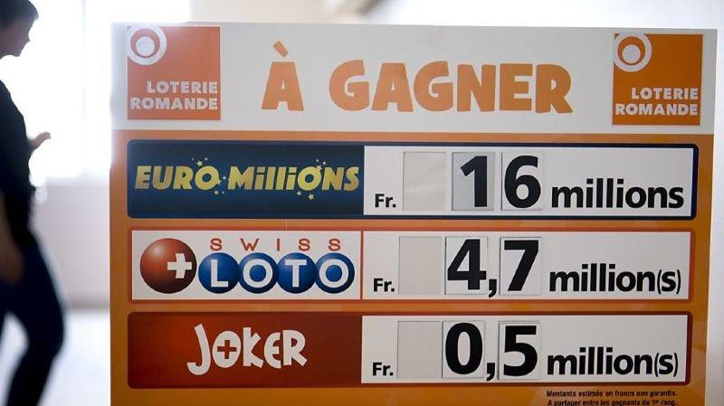 La Loterie Romande redistribuera 224,3 millions de francs à des oeuvres d'utilité publique (archives).