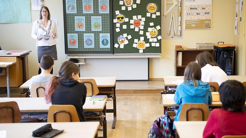 Coronavirus: les cantons latins préparent la rentrée scolaire 2020-2021