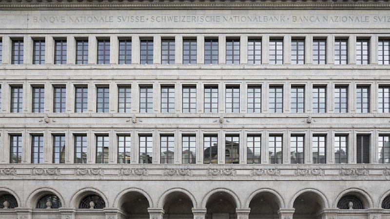 Conjoncture: le PIB suisse devrait reculer d'environ 6% en 2020, selon la BNS
