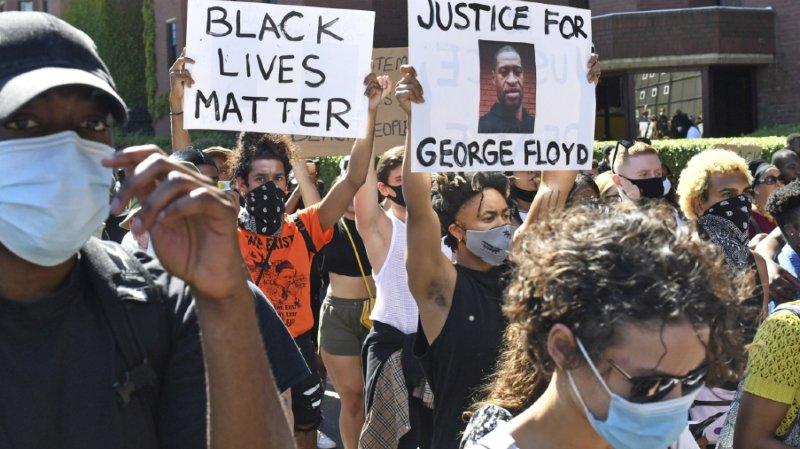 Etats-Unis: les villes américaines sous haute tension après la mort de George Floyd