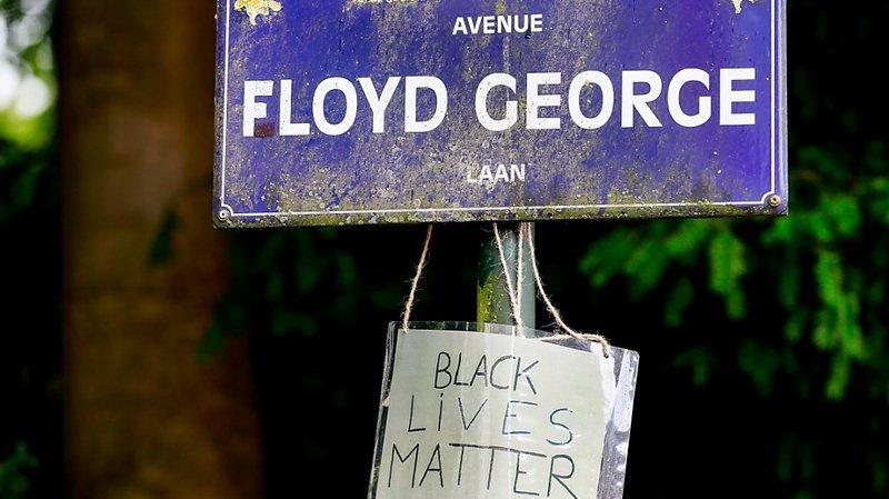 Mort de George Floyd: les démocrates s'agenouillent au Congrès américain