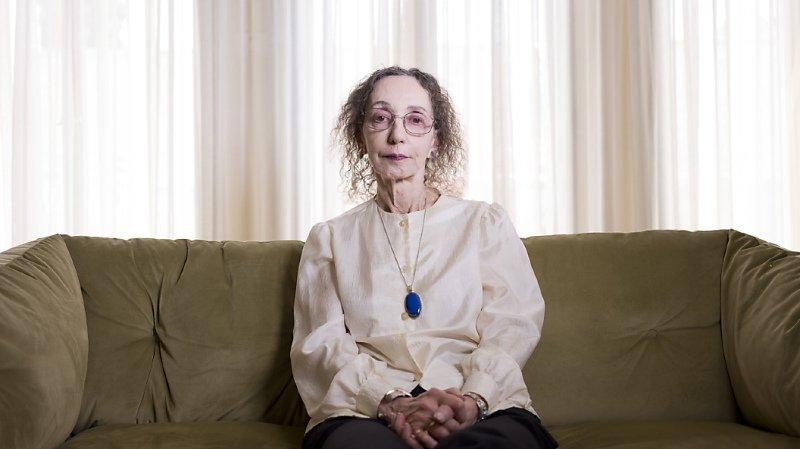 La romancière américaine Joyce Carol Oates  a été récompensée pour toute son oeuvre.