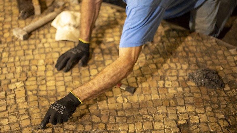 De mystérieuses pièces souterraines découvertes à Jérusalem