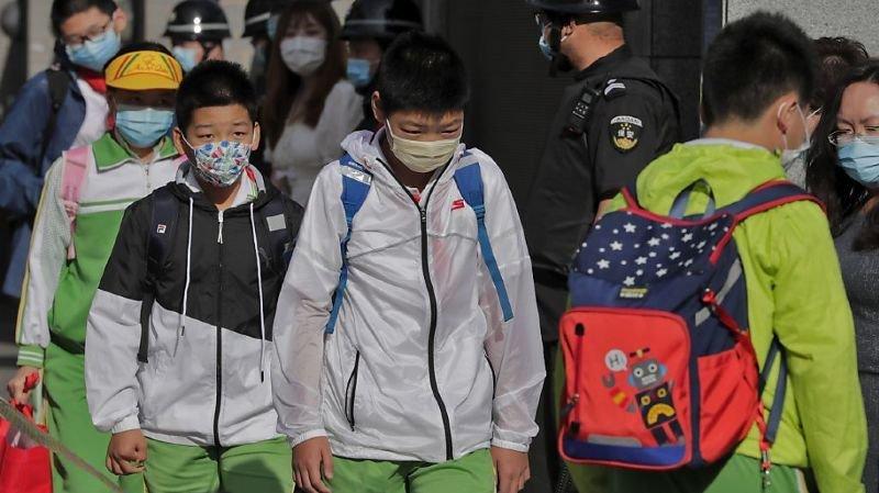 Coronavirus: Pékin referme toutes les écoles de la ville suite à un rebond de nouveaux cas
