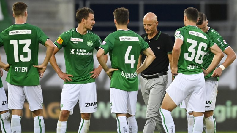Football: lourde défaite de Saint-Gall face à Zurich