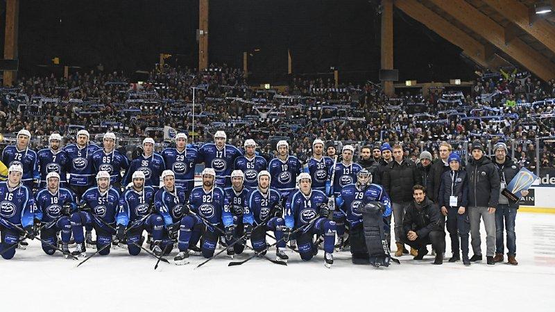 Hockey sur glace – Coupe Spengler: Ambri-Piotta à nouveau de la partie