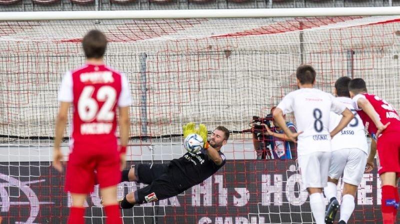 Football: pas de vainqueur dans le derby romand