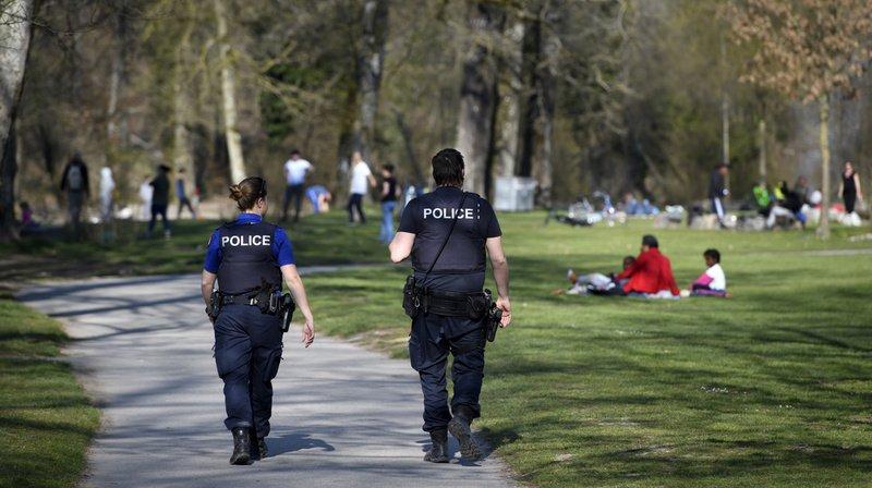 Coronavirus: la police devra agir avec proportionnalité pour les manifestations jusqu'à 300 personnes
