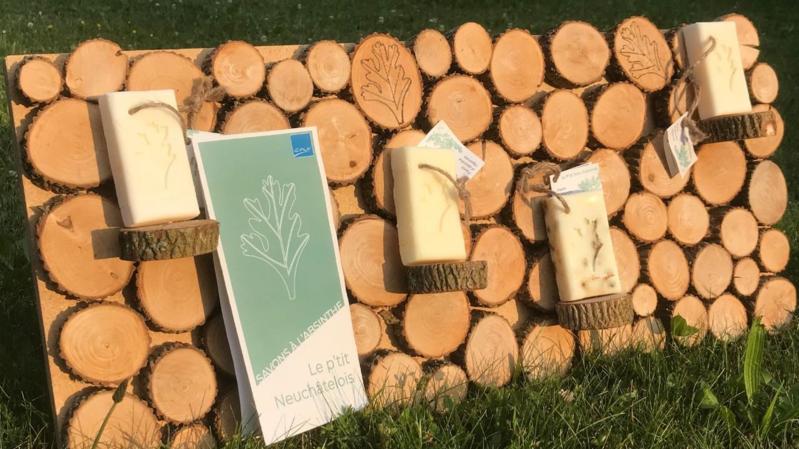 Un savon à l'absinthe remporte le prix du développement durable décerné par le CSEM