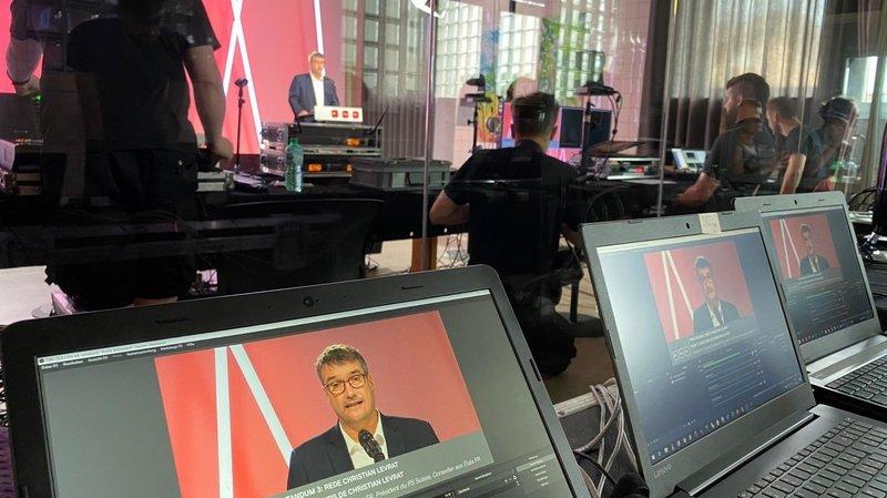 L'assemblée s'est tenue en direct sur Youtube.