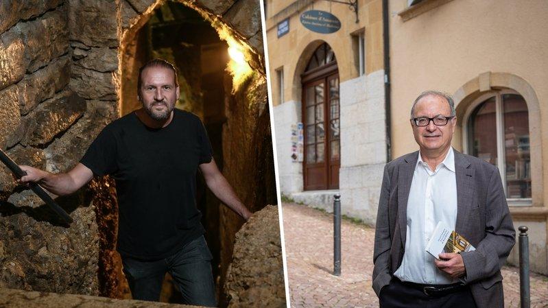 Meurtres et mystères avec les Neuchâtelois Nicolas Feuz et Daniel Sangsue