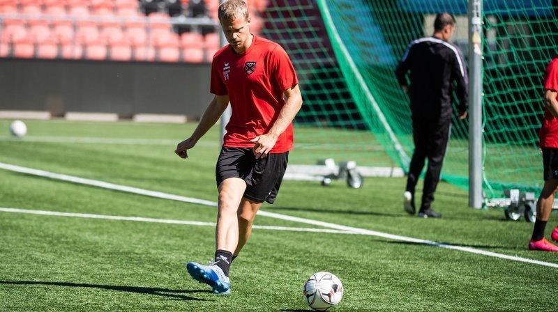 Xamax - FC Sion: le cas «particulier» de Gaëtan Karlen