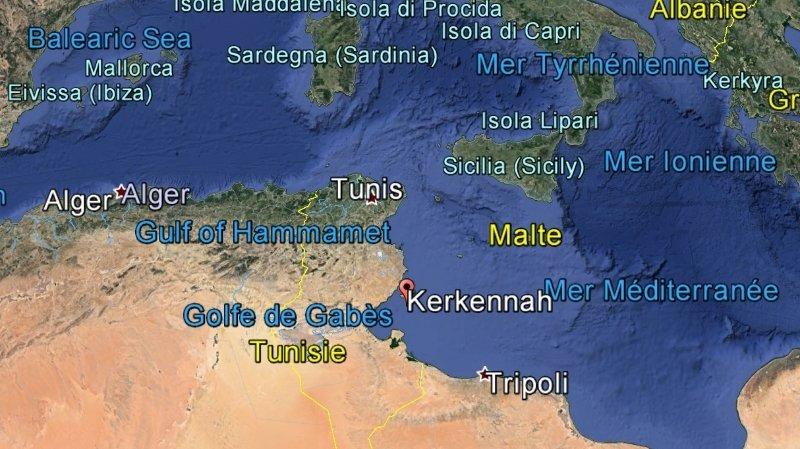 Naufrage de migrants en Tunisie: près de 50 morts
