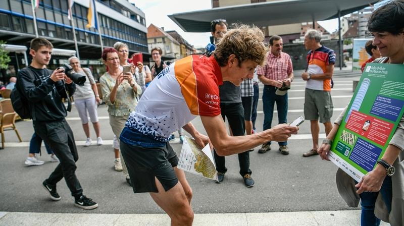 Trois parcours de course d'orientation connectés à La Chaux-de-Fonds
