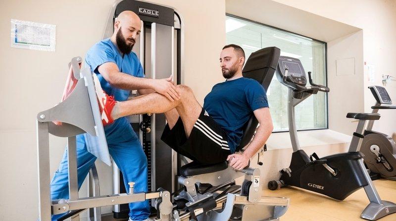 A Landeyeux, le Centre de médecine du sport propose une prise en charge médico-sportive générale aux joggers du dimanche comme aux athlètes de haut niveau.