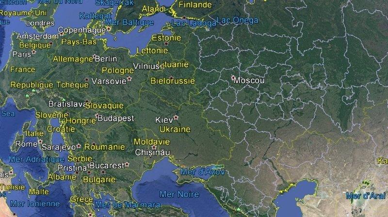Crash d'un hélicoptère militaire près de Moscou, l'équipage tué