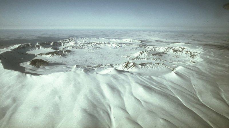 Un volcan en Alaska a contribué à la chute de la République romaine