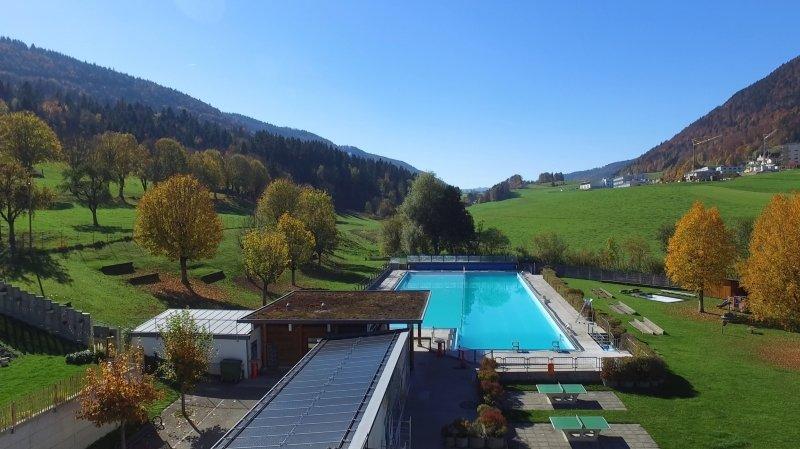 La piscine de Saint-Imier ouvrira le 19 juin
