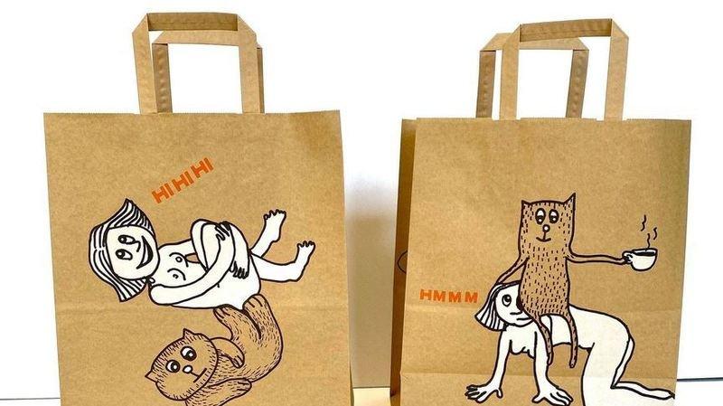 Migros Zurich détruit plusieurs milliers de sacs en papier jugés sexistes
