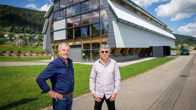 Une Maison du sport pour tout le canton de Neuchâtel