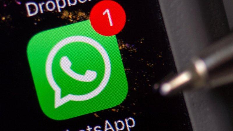 Mise en garde de la police contre des arnaques sur Whatsapp