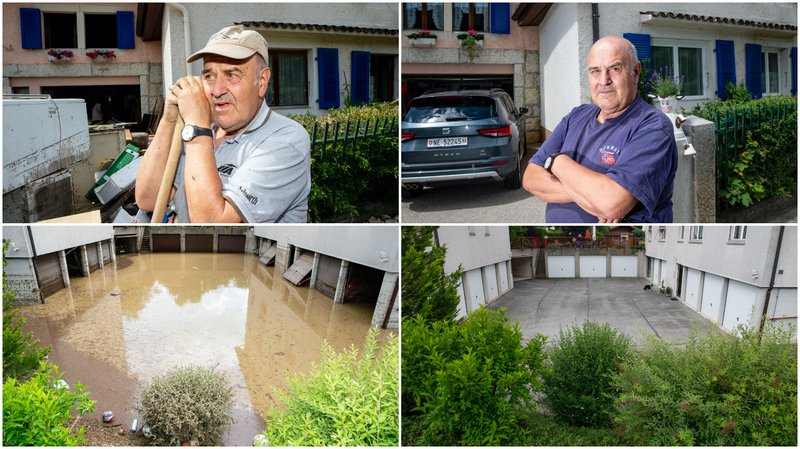 Un an après les inondations, le Val-de-Ruz et ses habitants se reconstruisent