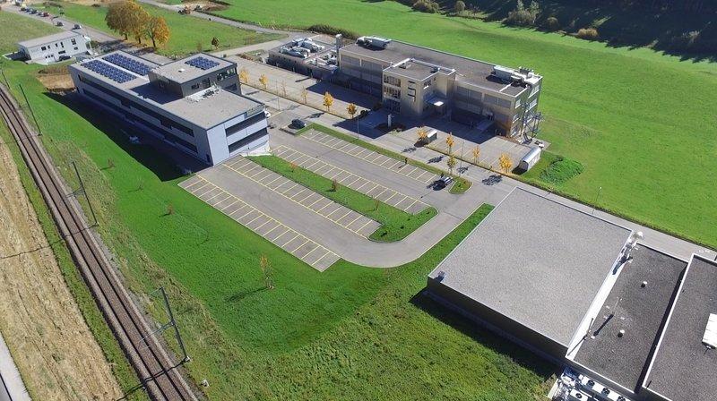 L'espace d'implantation de La Clef, à Saint-Imier, accueillent une douzaine d'entreprises. Après avoir appris à se connaître, celles-ci doivent maintenant se fédérer autour de projets communs, estime la commune.