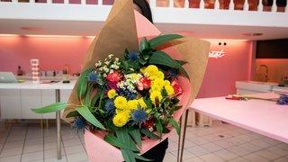 L'éco-fleuristerie de Neuchâtel a fermé boutique
