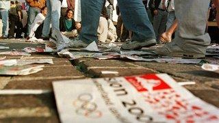Jeux olympiques: le rêve de «Sion 2006» s'est brisé il y a tout juste 21 ans