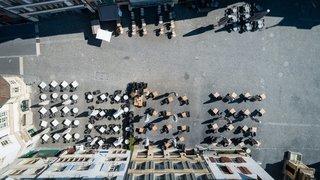 Dix photos pour raconter le canton de Neuchâtel en temps de crise