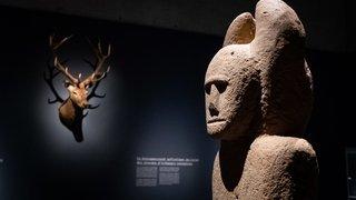 L'art celte exposé au Laténium