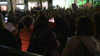 La grève féministe et des femmes 2020 lancée à Lausanne