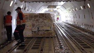La Suisse envoie de l'aide humanitaire au Venezuela
