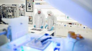 Meyer Burger se réoriente vers la production de l'énergie solaire