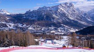 Ski alpin: l'Italie va demander le report des Mondiaux 2021 de Cortina à 2022