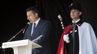Le ministre PLR Jacques Gerber en lice pour le Gouvernement jurassien