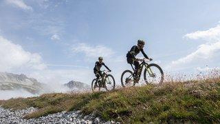 Le nombre d'accidents de VTT a augmenté de deux tiers en dix ans en Suisse
