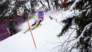 Ski alpin: Swiss-Ski retire les courses du Lauberhorn de son calendrier