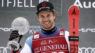 Ski alpin: Mauro Caviezel se blesse à l'entraînement et devra se faire opérer