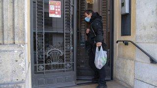 Coronavirus: plus d'une centaine de livraisons à domicile au Locle