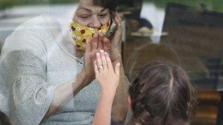 Coronavirus: les seniors craignent une marginalisation sur le long terme