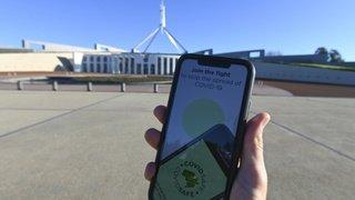 Coronavirus: l'app de traçage australienne n'a détecté qu'1 seul cas potentiel en 1 mois