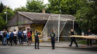 Football: la police reste aux aguets sur la tenue de matches sauvages