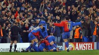 Football – Les grandes soirées des clubs suisses: en 2002, Bâle brille face à Liverpool
