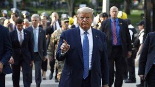 Etats-Unis: un Américain détenu en Iran libéré, Donald Trump remercie la Suisse