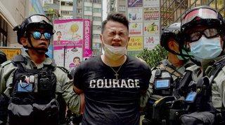 Nouvelle loi sur la sécurité nationale à Hong Kong: la police annonce une 1ère arrestation
