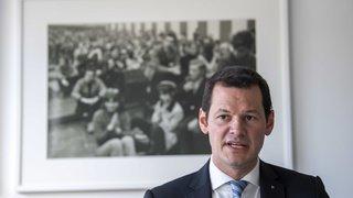 Le PLR genevois a exclu Pierre Maudet de ses rangs
