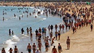 Coronavirus: reconfinement d'une zone côtière dans le nord-ouest de l'Espagne